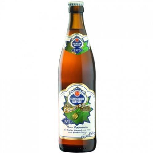 Cerveja Schneider Weisse Tap 5 Lupulada 500ml