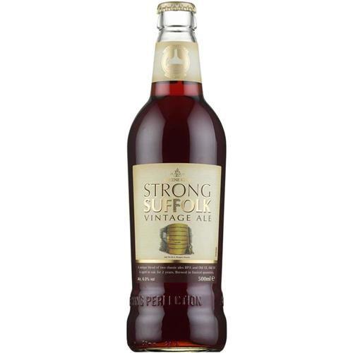 Cerveja Strong Suffolk Ale 500ml