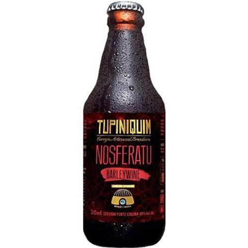 Cerveja Tupiniquim Nosferatu Barley Wine 310ml