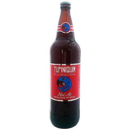 Cerveja Tupiniquim Red Ale 1 Litro