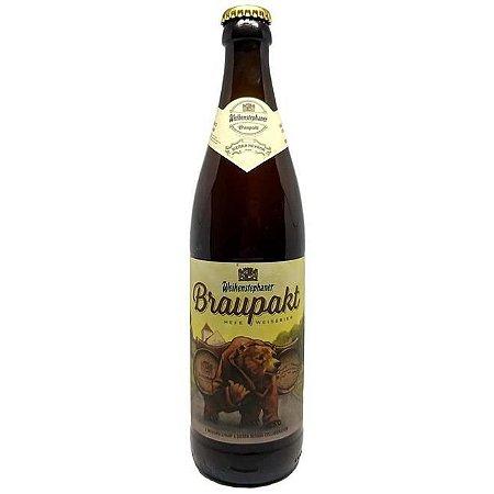 Cerveja Weihenstephaner Braupakt 500ml