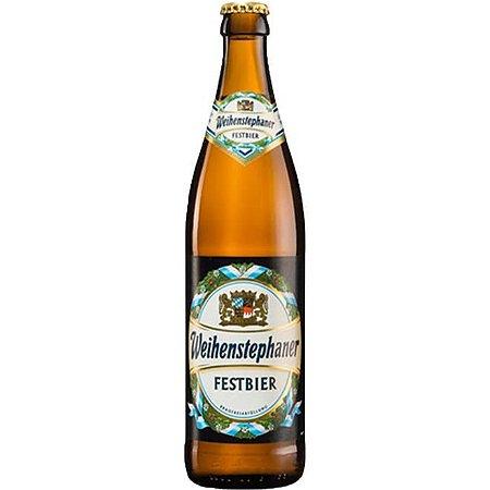 Cerveja Weihenstephaner Festbier 500ml