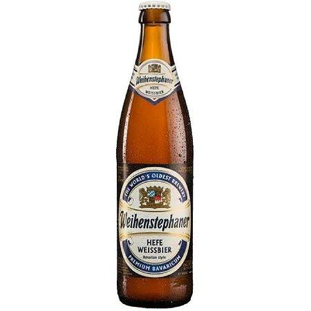 Cerveja Weihenstephaner Weissbier 500ml