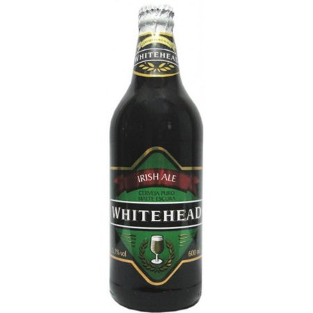 Cerveja Whitehead Irish Ale 600ml