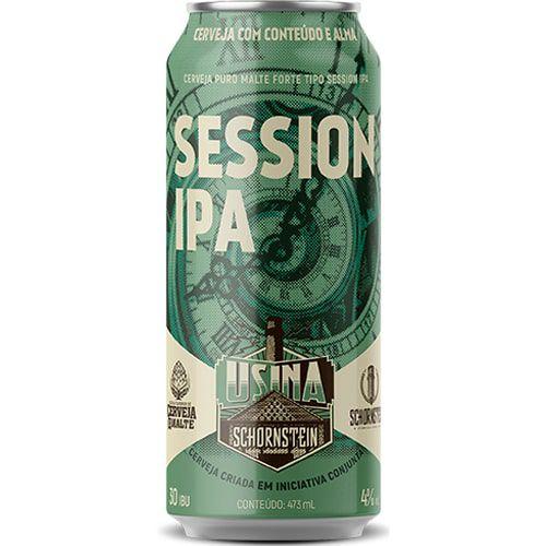 Cerveja Schornstein Session IPA Lata 473ml