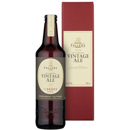 Cerveja Fullers Vintage Ale 2018 500ml