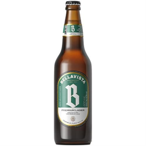 Cerveja BellaVista Premium Lager 600ml