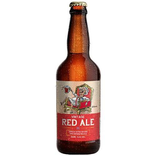 Cerveja Lohn Bier Vintage Red Ale 500ml