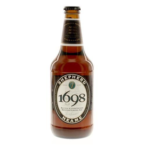 Cerveja Shepherd 1698 Celebration Ale 500ml