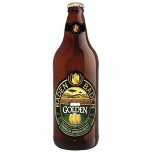 Cerveja Baden Baden Golden Ale 600ml