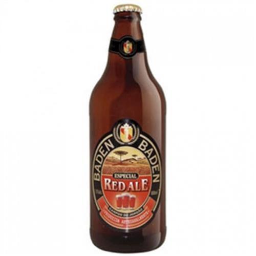 Cerveja Baden Baden Red Ale 600ml