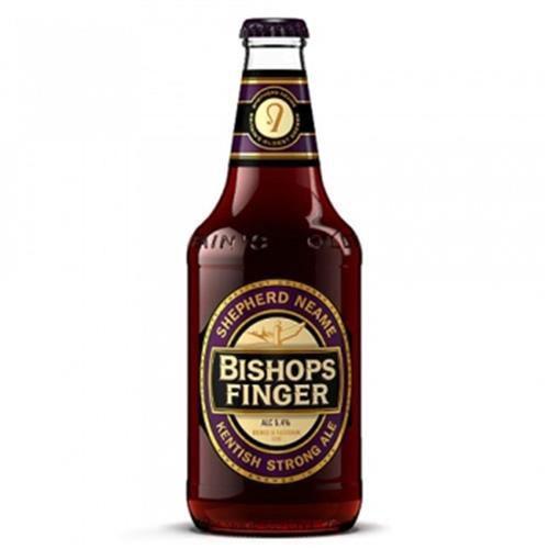 Cerveja Shepherd Bishops Finger 500ml
