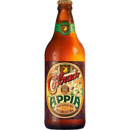 Cerveja Colorado Appia Weiss 600ml