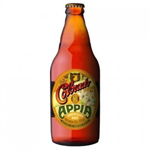 Cerveja Colorado Appia Weiss 310ml