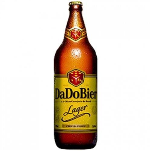 Cerveja Dado Bier Lager 970ml