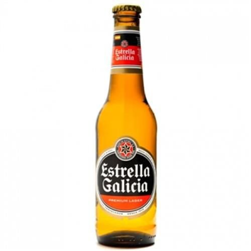 Cerveja Estrella Galicia 355ml
