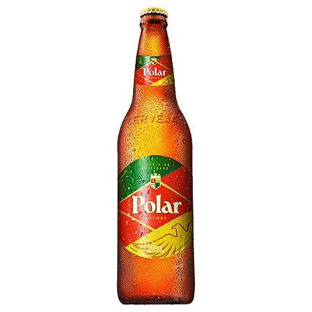 Cerveja Polar Export 600ml