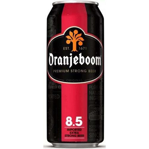 Cerveja Oranjeboom 8.5 Extra Strong Lata 500ml
