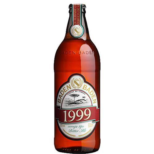Cerveja Baden Baden 1999 Bitter Ale 600ml
