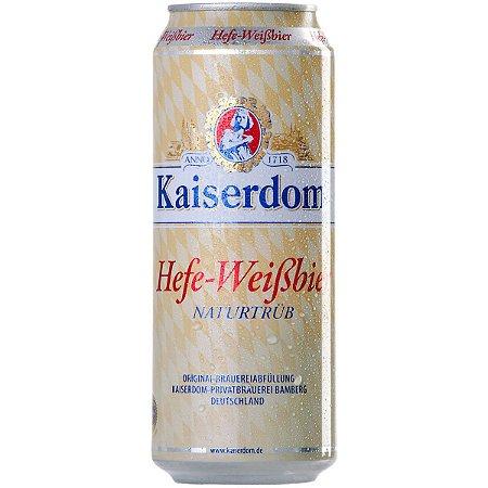 Cerveja Kaiserdom Weissbier Lata 500ml