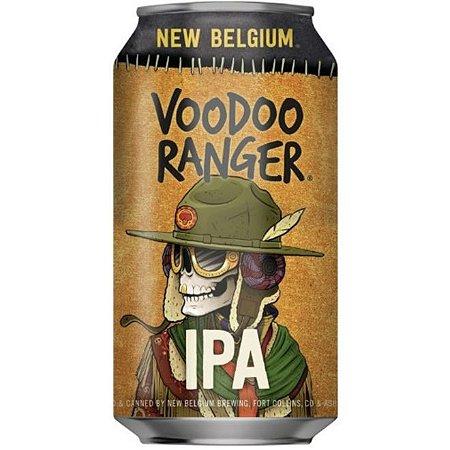 Cerveja New Belgium Voodoo Ranger IPA Lata 355ml