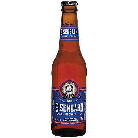 Cerveja Eisenbahn American IPA 355ml