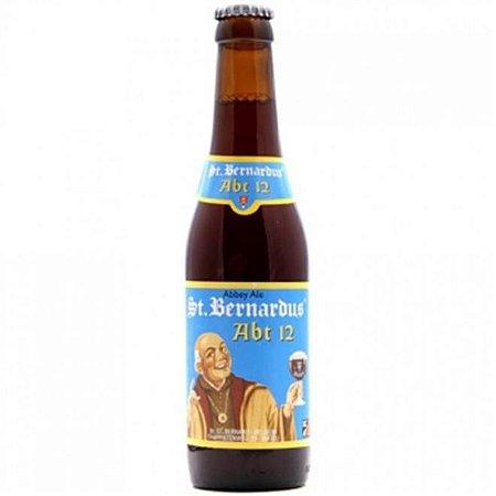 Cerveja St Bernardus Abt 12 330ml