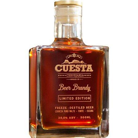 Cerveja Cuesta Beer Brandy 500ml