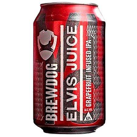Cerveja BrewDog Elvis Juice Lata 330ml