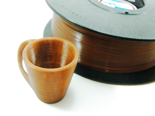 Filamento PLA Art Coffee