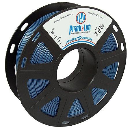 Filamento PLA Metalizado Azul Cobalto