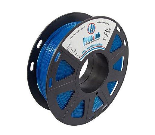 Filamento PETG Translúcido Azul