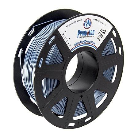 Filamento PETG Metalizado Azul Cobalto