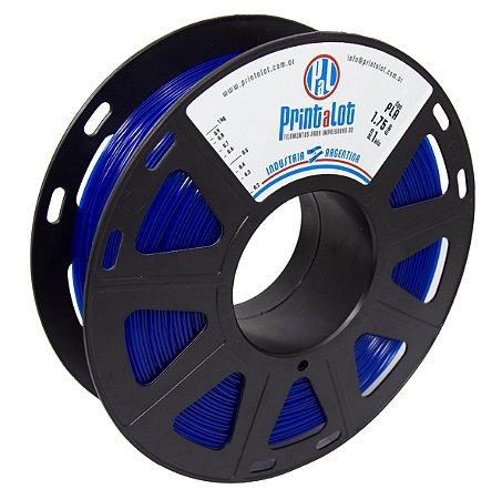 PLA 3Di Trans Azul 175 1 kg