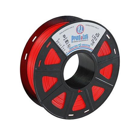PLA Fluo Vermelho 175 1 kg