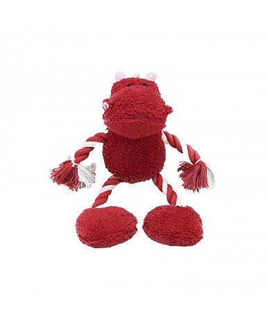 Brinquedo para cachorro - Bichinho Vermelho