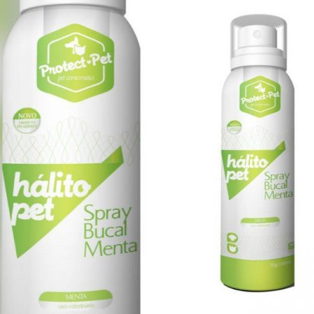 Protect Pet HálitoPet Spray Bucal 150ML