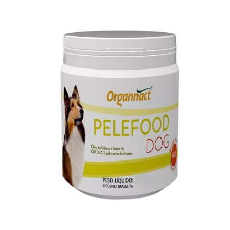Organnact Pele Food Dog - 120 g