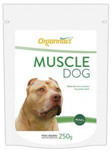 Muscle Dog Suplemento Vitamínico 250 g. - Organnact