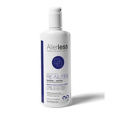 Spray Hidratante Re - Nutre para cães e gatos - Allerless 240 ml