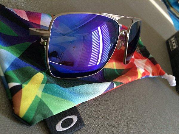 Óculos de Sol Oakley Deviation - Violet Iridium
