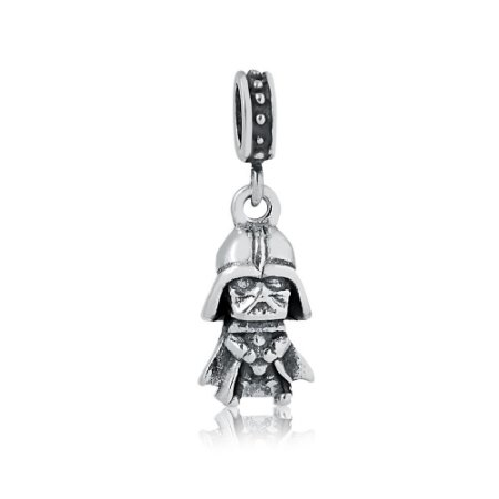 Berloque de Prata Star Wars Darth Vader