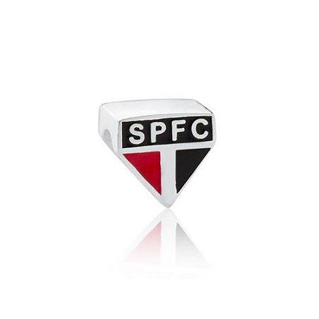 Berloque de Prata Separador SPFC