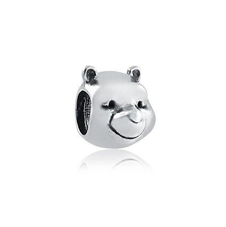 Berloque de Prata Ursinho Pooh