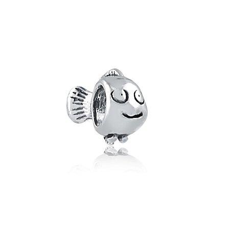 Berloque de Prata Separador Nemo