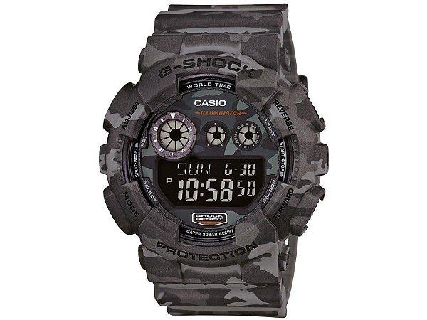 Relogio Casio G-SHOCK GD-120CM-8DR