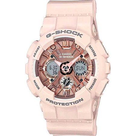 Relogio Casio G-SHOCK FEMININO GMA-S120MF-4ADR