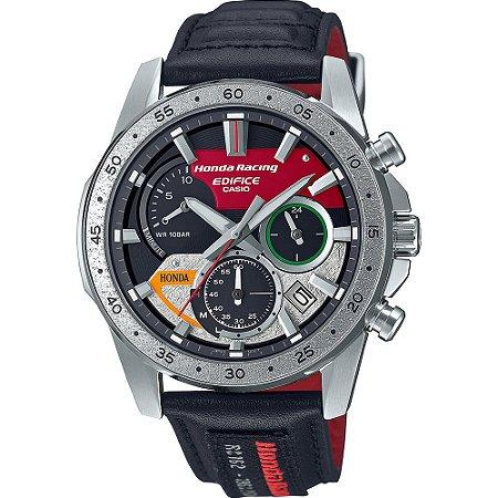Relógio Casio Masculino Edifice HONDA EDITION LIMITED Cronógrafo EQS-930HR-1ADR
