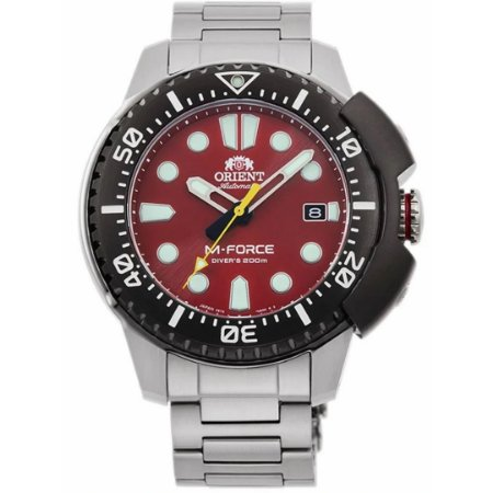 Relogio Orient M-FORCE Automático RA-AC0L02R00B masculino MADE IN JAPAN