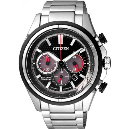 Relógio Citizen Eco drive Super Titanium masculino CA4240-58E / TZ30884T